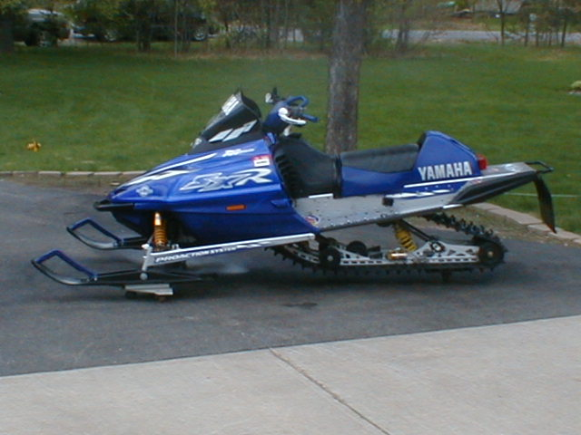 Yamaha Sxr For Sale