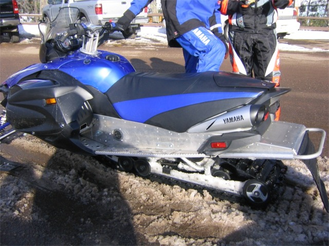 Custom Yamaha Apex