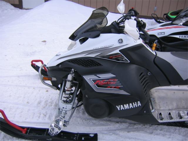 Yamaha Nytro Front Suspension Setup