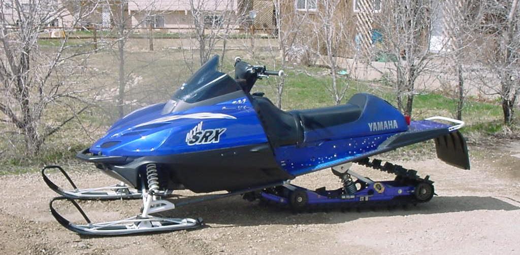 Yamaha Mountain Max