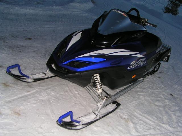 Sxhoff for Yamaha snowmobiles canada
