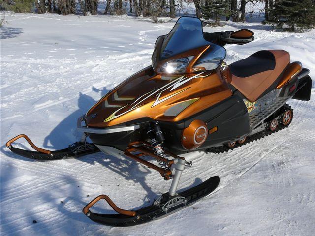 Jims custom rx1 for Yamaha snowmobiles canada