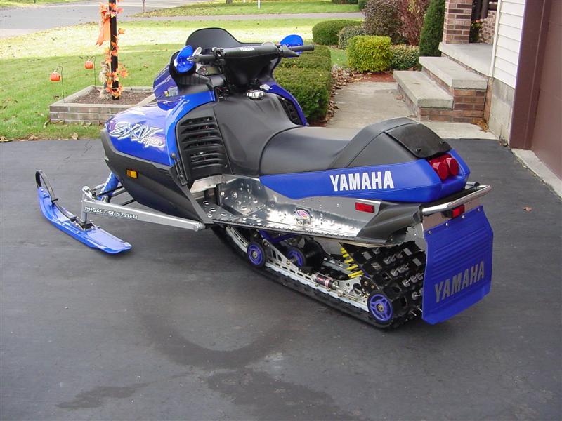Yamaha Srx Snowmobile Cover