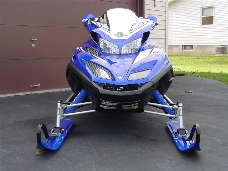 Nm3 for Yamaha sx viper windshield