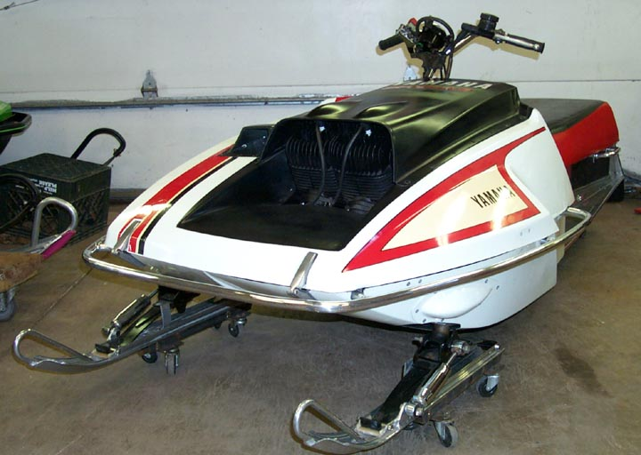 Yamaha Snowmobiles For Sale In Michigan