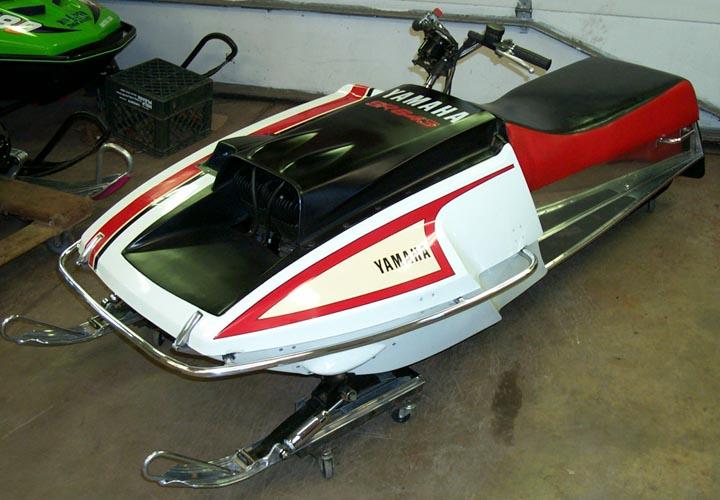 Yamaha Snowmobiles For Sale In Michigan