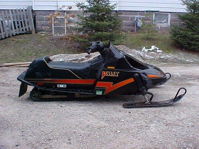 Yamaha Srx Snowmobile For Sale